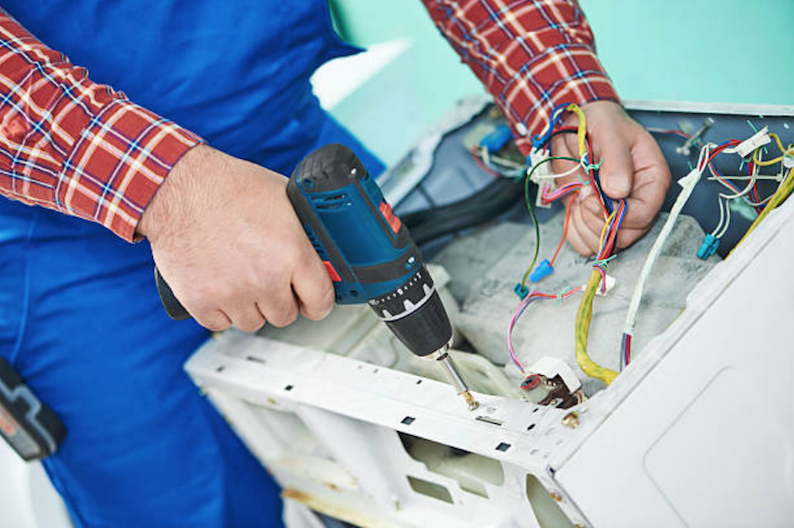 garland appliance repairman