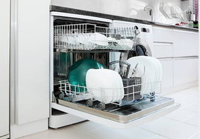 dishwasher care